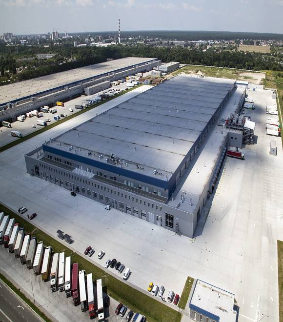 CBRE in Ukraine completed the lease of warehouse premises in the RLC logistics center– фото 1