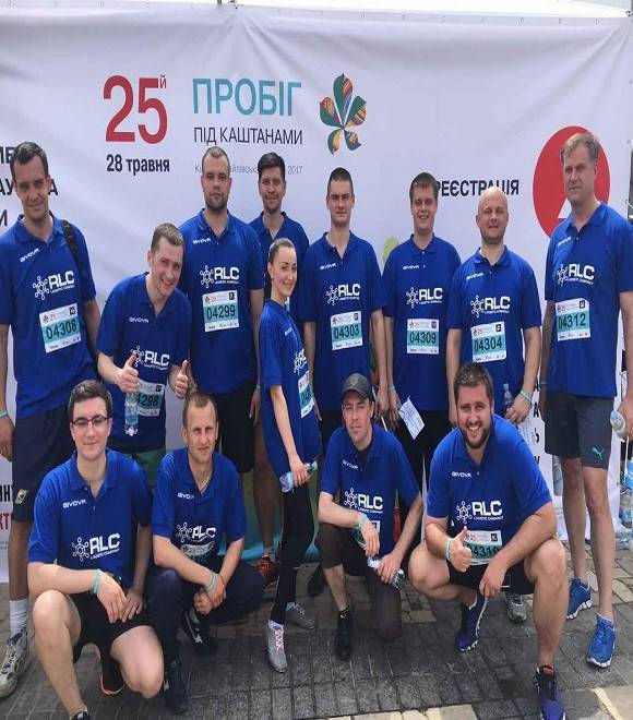 The RLC team at the 25th anniversary of the Chestnut Run!– фото 1