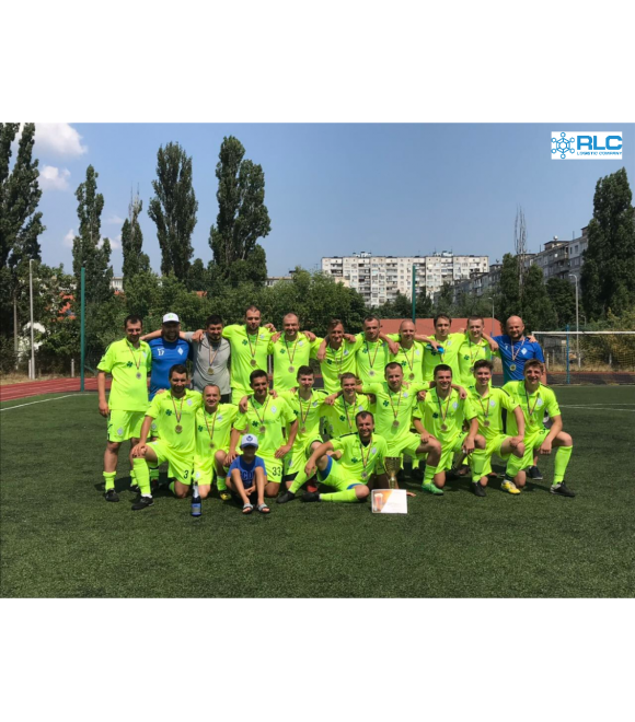 FC RLC Logistic Company - Champions of 3th Division the Left Bank– фото 1