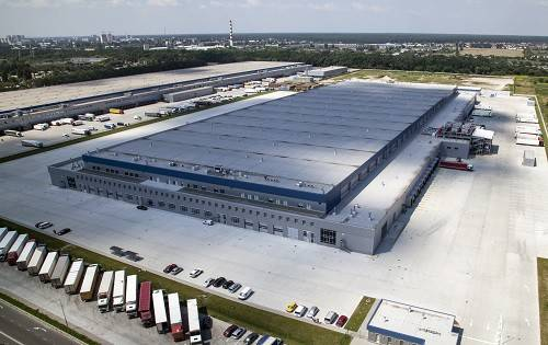 CBRE in Ukraine completed the lease of warehouse premises in the RLC logistics center– фото 10