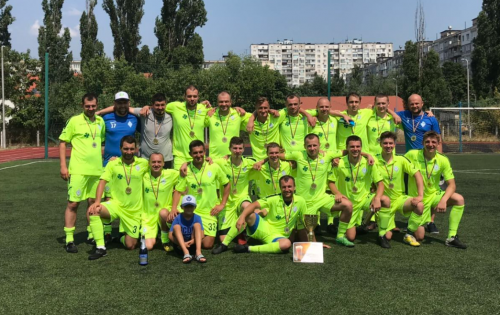 FC RLC Logistic Company - Champions of 3th Division the Left Bank– фото 4
